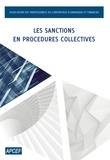 APCEF - Les sanctions en procédures collectives.