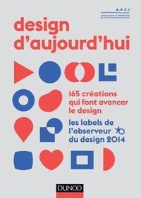 APCI - Design d'aujourd'hui - Les labels de l'Observeur du design 2014.