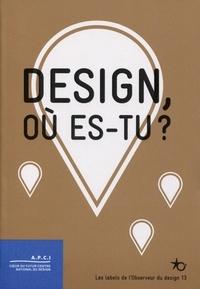 APCI - Design, où es-tu ?.