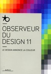 APCI - Le design annonce la couleur.