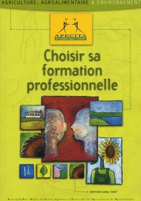 APECITA - Choisir sa formation professionnelle - Agriculture, agroalimentaire & environnement.