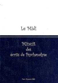 Le midi-minuit des écrits de psychanalyse - Tome 2.pdf