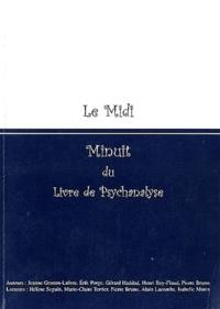 APJL - Le midi-minuit du livre de psychanalyse.