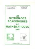 APMEP - Les Olympiades académiques de Mathématiques.