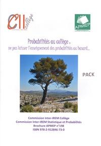 APMEP - Probabilités au collège : ne pas laisser l'enseignement des probabilités au hasard....