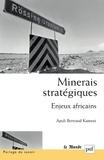 Apoli Bertrand Kameni - Minerais stratégiques - Enjeux africains.