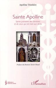 Histoiresdenlire.be Sainte Apolline - Sainte patronne des dentistes et de ceux qui ont mal aux dents Image