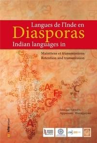 Appasamy Murugaiyan - Langues de l'Inde en diasporas - Maintiens et transmissions.
