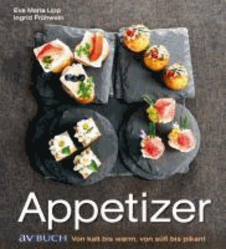 Appetizer - Von kalt bis warm, von süß bis pikant.