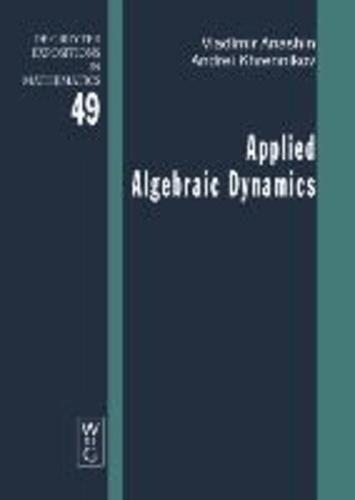 Applied Algebraic Dynamics.