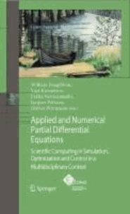William Fitzgibbon - Applied and Numerical Partial Differential Equations - Scientific Computing in Simulation, Optimization and Control in a Multidisciplinary Context.