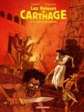 Appollo et Hervé Tanquerelle - Les voleurs de Carthage Tome 2 : La Nuit de Baal-Moloch.