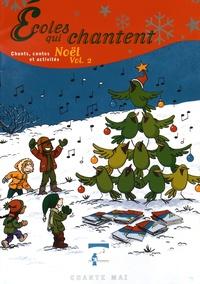 Ecoles qui chantent Noël - Volume 2.pdf