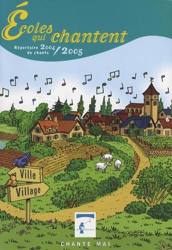 Approchants - Ecoles qui chantent - Répertoire de chants. 2 CD audio