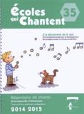 Approchants - Ecoles qui chantent - A la découverte de la voix. 2 CD audio