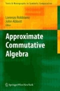 Approximate Commutative Algebra.