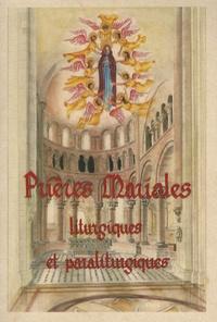 APS - Prières mariales - Tome 1, Prières liturgiques et paraliturgiques.