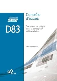 Contrôle daccès D83 - Document technique pour la conception et linstallation.pdf