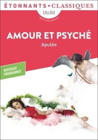 Apulée - Amour et psyché.