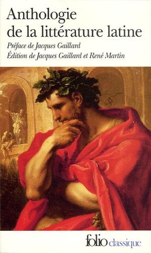 Jacques Gaillard et  Apulée - Anthologie de la littérature latine.
