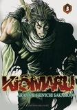 Arajin et Shin'ichi Sakamoto - Kiômaru Tome 3 : .
