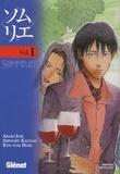 Araki Joh et Shinobu Kaitani - Sommelier Tome 1 : .