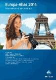 Aral Europa-Atlas 2014 - Reisekarten und Ortsverzeichnis.