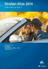 Aral Straßen-Atlas 2014 - Deutschland und Europa.