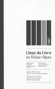 ARALD - Lieux du livre en Rhône-Alpes.