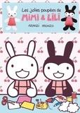 Aranzi Aronzo - Les jolies poupées de Mimi & Lili.