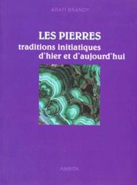 LES PIERRES. Traditions initiatiques dhier et daujourdhui.pdf