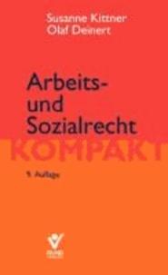 Arbeits- und Sozialrecht kompakt.