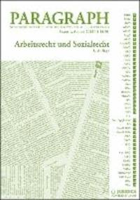 Arbeits- und Sozialrecht - Paragraph. Seitenweise österreichische Rechtstexte für Studium und Praxis.