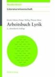 Arbeitsbuch Lyrik.