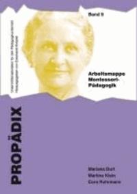 Arbeitsmappe Montessori-Pädagogik - Materialsammlung - Schülerband.