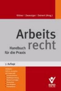 Arbeitsrecht - Handbuch für die Praxis inkl. Online-Ausgabe plus zahlreichen Arbeitshilfen.