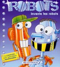 Arc-en-Plumes - Robots - Invente tes robots.