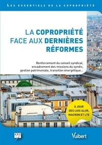 ARC et  ARC - La copropriété face aux dernières réformes - Explications et solutions pour appliquer la loi, mieux gérer sa copropriété et maîtriser ses charges.