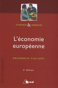 Arcangelo Figliuzzi - L'économie européenne.