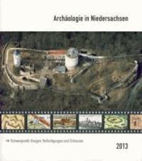 Archäologie in Niedersachsen, Band 16/2013 - Schwerpunkt: Burgen, Befestigungen und Schanzen.
