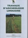 Yannick Miras et Axel Ghestem - Travaux d'Archéologie Limousine N° 21/2001 : .