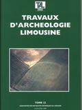 Axel Ghestem et Jean-Michel Desbordes - Travaux d'Archéologie Limousine N° 22/2002 : .