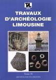 Pierre-Yves Demars et Jean-Pierre Bost - Travaux d'Archéologie Limousine N° 35/2015 : .