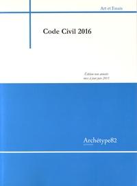 Archétype 82 - Code civil.