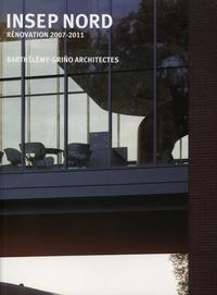 Archibooks - INSEP nord, rénovation 2007-2011 - Barthélémy-Griño architectes.