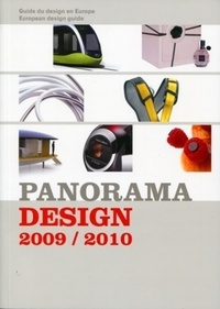 Archibooks - Panorama design - Guide du design en Europe.
