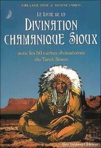 Alixetmika.fr Le livre de la divination chamanique sioux - Avec les 50 cartes divinatoires du Tarot sioux Image