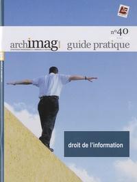 Archimag - Droit de l'information.