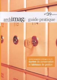 Archimag - Records management, archivage et sécurité - 2 volumes.