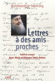 Archimandrite Sophrony - Lettres à des amis proches.